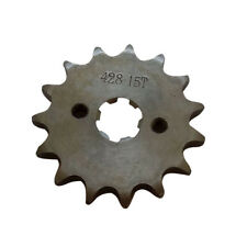 428-15T 17mm Engine Sprocket Chain for 50-125cc ATV Dirt Bike TaoTao Buyang Sunl