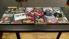USED HIP HOP RAP MUSIC DVD X 11 BUNDLE JAY Z THE GAME BUSTA SNOOP G UNIT LUDA