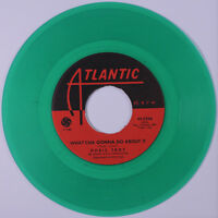 DORIS TROY: What'cha Gonna Do About It / Tomorrow Is Another Day 45 (repro, gre