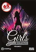 GIRLS KARAOKE HITS VOL 2 SUNFLY KARAOKE DVD - 65 HIT SONGS
