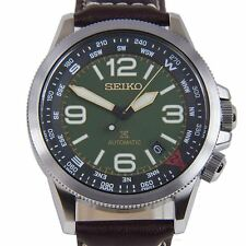 Seiko Auotmatic SRPA77K SRPA77 SRPA77K1 Prospex Rotating Bezel Military Watches
