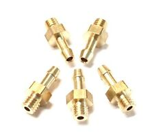 5pcs M5 Threaded Nipple for RC Boat Car Truck Plane Airplane US TH038-02801