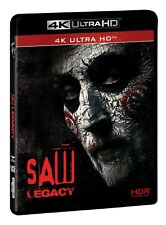 Saw: Legacy (Blu-Ray 4K + Blu-Ray) EAGLE PICTURES