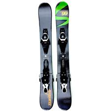 Summit Carbon Pro 99cm Skiboards Snowblades - Atomic L10 Ski Bindings 2020