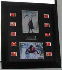 """SUPERMAN""  FRAMED FILM CELL MOUNTED"