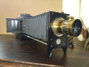 Vintage McIntosh Electric Magic Lantern Projector - Working Condition with Box