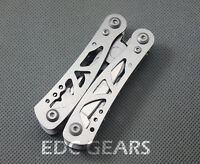 9 In 1 Plier Multi Tool Survival Outdoor S.Steel Pocket Foldable Compact EDC
