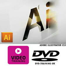Adobe Illustrator Cs5 – Profesional Video tutorial de formación Dvd-Free p+p