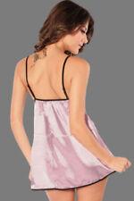 Camisas y tops de mujer sin marca color principal rosa de poliéster