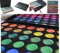 120 Lidschatten Farben Palette Makeup Make-Up Set Professional