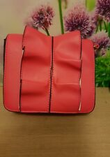 PRIMARK STYLISH  RED  BODY CROSS  LADIES  HANDBAG FOR BEAUTIFUL LADIES OUTING