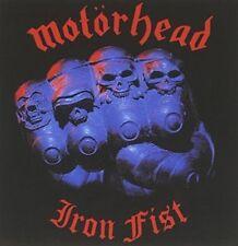 Motorhead - Iron Fist (bonus Track Edition) CD 5050749204226 C1