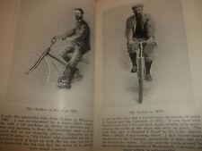 Libro J Pearson Reminiscences Primeros Años De Vida Cycling & Touring