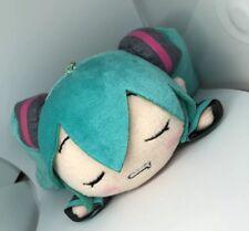 Vocaloid Hatsune Miku Sleeping Version Size-S Plush Toy Key Chain