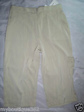 ALFRED DUNNER women's casual capri pants SIZE 10P new nwt