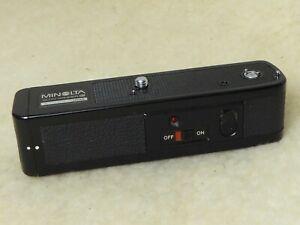genuine original Minolta Auto Winder G tested working well.