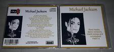 Michael Jackson - CD Rare tracks, demo versions, inedit songs and unreleased 4