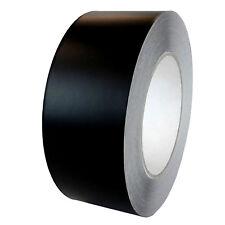 "T.R.U. Aluminum Foil Black Matte Tape Non Reflective 2"" X 27 Yards"
