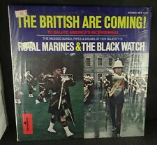 The British Are Coming! To Salute America's Bicentennial (MFS 1776 Monitor)
