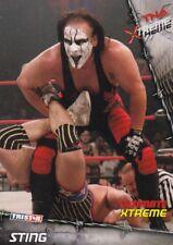2010 Tristar Tna Xtreme Wrestling Trading Card, #95 Sting