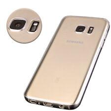 Silikon Hülle für Samsung Galaxy S7 TPU Case Schutz Cover Schale Tasche