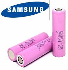 Accu 18650 Samsung pile batterie rechargeable INR18650-35E 3500mAh 3.6V 10A