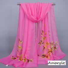 44abe62f1b24 Écharpes et châles foulard en mousseline pour femme   Idées cadeaux ...