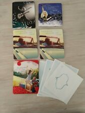 Five Asst New Taylor Swift Greeting Cards collectible (Non-working musical );Nos