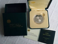 2007 Ireland €15 Ivan Mestrovic Silver Proof Coin Rare Irish Sterling