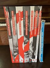 Andy Warhol's INTERVIEW The Complete 7 Volume Set 1st Edition Published By 7L.