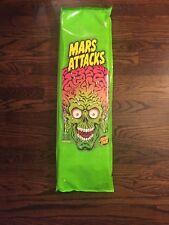 santa cruz mars attacks skateboard deck Unopened Blind Bag
