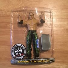 Shawn Michaels WWE Wrestling Action Figure Ruthless Aggression 2006 Jakks Loose