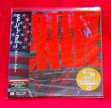 Motley Crue Motley Crue JAPAN SHM MINI LP CD UICY-93495