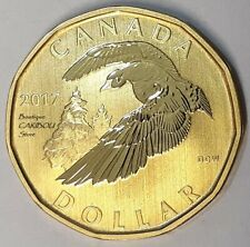 """2017 Canada Specimen Dollar """"Snow Goose"""""""