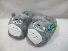Miyazaki Hayao Ghibli Totoro Slipper Anime Cartoon Plush Warm Slippers One Pair