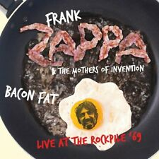 FRANK ZAPPA & THE MOTHERS OF INVENTION-BACON FAT LIVE AT THE ROCKPILE '69' CD
