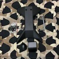 NEW HK Army Metal Universal Paintball Marker Gun Stand - Dust Black