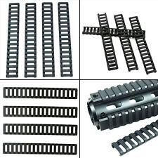 4Pcs/set Ladder Rail Cover 17 slot Handguard Weaver Picatinny Heat Resistant HOT