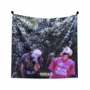 Suicideboys HIGH TIDE IN THE SNAKE'S NEST Art Music Album Tapestry Flag 3FT/4FT