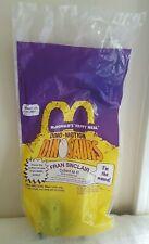 Vintage McDonalds Happy Meal Dinosaurs Fran Sinclair ABC Show Plastic Toy