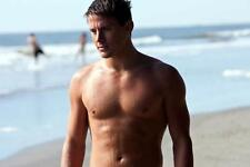 Channing Tatum Poster on beach 24x36