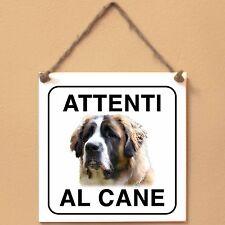 Moscow Watchdog 2 Attenti al cane Targa cane cartello ceramic tiles