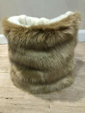 CHIHUAHUA PUPPY PET DOG GUINEA PIG BED FAUX FUR SNUGGLE SACK UK HANDMADE.