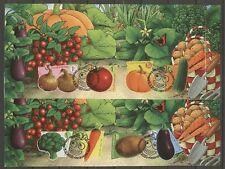 Lustiges Gemüse - Finnland - 2 Karten/FDC´s 2010
