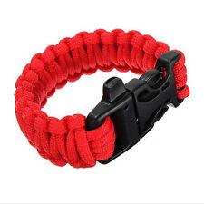 Survival Modish Paracord Rope Baseball Necklace & BraceletLAG