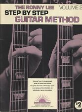 The Ronny Lee Step by Step Guitar Method Volume 2