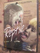 The Reptile (DVD, 1999) Hammer Horror Collection, Noel Willman, Jennifer Daniel