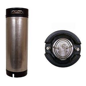 5 Gallon USED Ball Lock Keg - For Home Draft Setup - Dispense Beer Wine