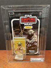 Star Wars 40th Anniversary 6? Black Series Yoda CAS 90 Equal to AFA EM5732