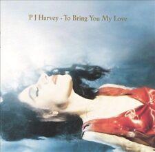 To Bring You My Love by PJ Harvey (CD, Feb-1995, Island (Label))